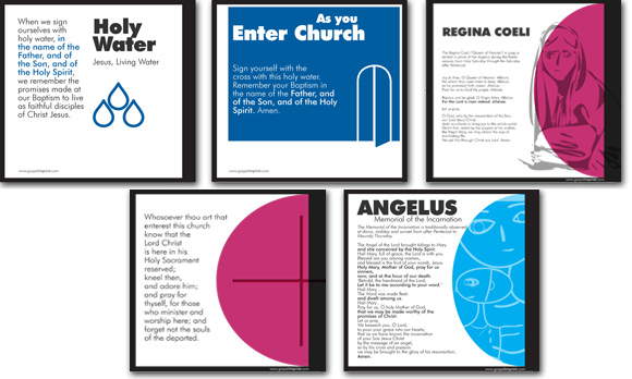 Liturgical Cards